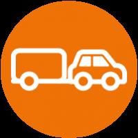 Fahrzeugbeschriftung Anhänger