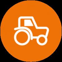 Landmaschinen-Baumaschinen-beschriften